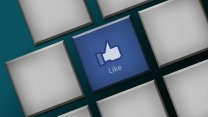 Facebook Like Keyboard